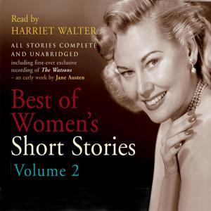 Best of Women's Short Stories, Vol. 2 (Unabridged) photo №1