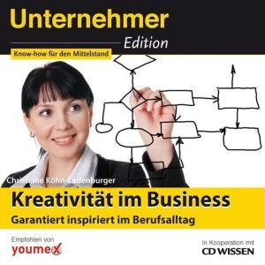 CD WISSEN - Unternehmeredition - Kreativität im Business Foto №1
