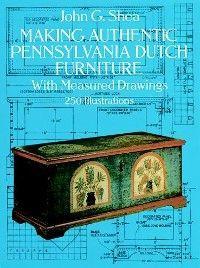 Making Authentic Pennsylvania Dutch Furniture Foto №1