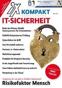 iX Kompakt IT-Security Foto №1