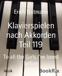 Klavierspielen nach Akkorden Teil 119 Foto №1