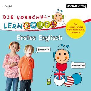 Die Vorschul-Lernraupe: Erstes Englisch Foto №1