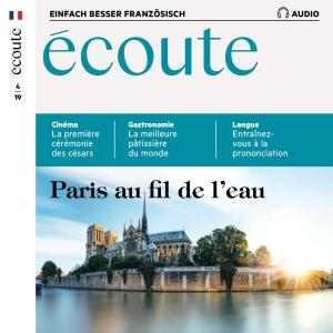 Französisch lernen Audio - Paris vom Wasser aus photo №1