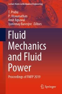 Fluid Mechanics and Fluid Power photo №1