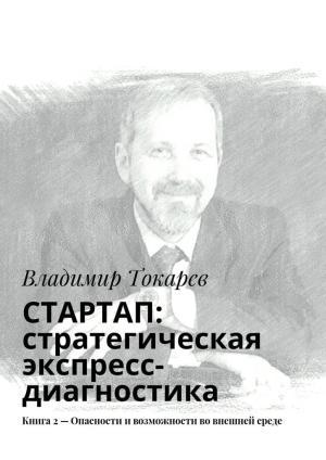 СТАРТАП: стратегическая экспресс-диагностика. Книга 2– Опасности ивозможности во внешней среде