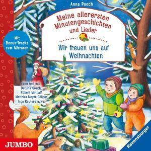 Meine allerersten Minutengeschichten und Lieder: Wir freuen uns auf Weihnachten Foto №1