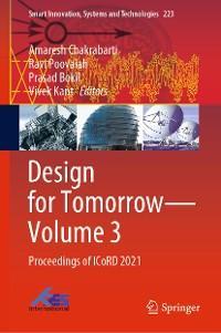 Design for Tomorrow—Volume 3 photo №1