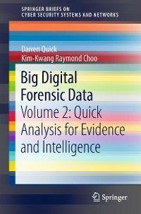 Big Digital Forensic Data photo №1