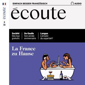 Französisch lernen Audio - Frankreich zu Hause