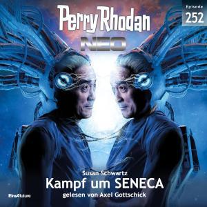 Perry Rhodan Neo 252: Kampf um SENECA Foto №1
