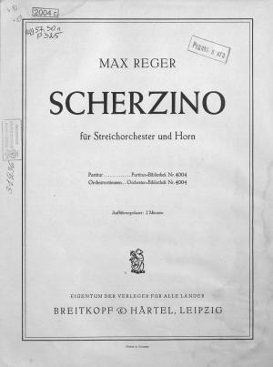 Scherzino Foto №1