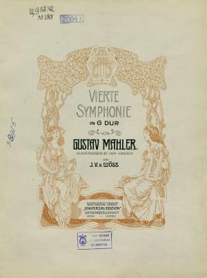 Vierte symphonie in G-dur Foto №1