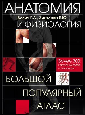 Анатомия и физиология. Большой популярный атлас photo №1