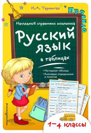 Русский язык в таблицах. 1-4 классы photo №1