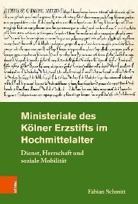 Ministeriale des Kölner Erzstifts im Hochmittelalter Foto №1