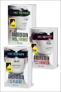Die Androidin. Die komplette Trilogie Foto №1