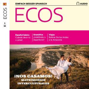 Spanisch lernen Audio - Wir heiraten: Binationale Ehen