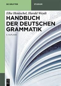 Handbuch der Deutschen Grammatik Foto №1