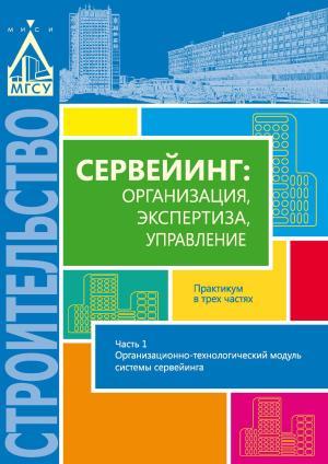 Сервейинг: организация, экспертиза, управление. Часть 1. Организационно-технологический модуль системы сервейинга