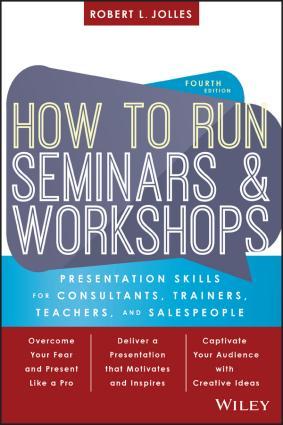 How to Run Seminars and Workshops Foto №1