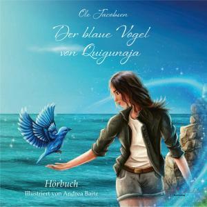 Der blaue Vogel von Quigunaja Foto №1