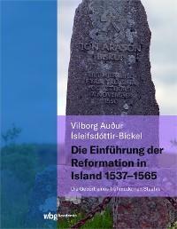 Die Einführung der Reformation in Island 1537 - 1565 Foto №1