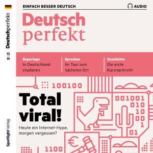 Deutsch lernen Audio - Total viral Foto №1