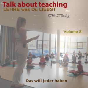 Talk about Teaching, Vol. 8 Foto №1