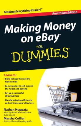 Making Money on eBay For Dummies photo №1