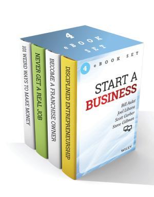 Start Up a Business Digital Book Set photo №1