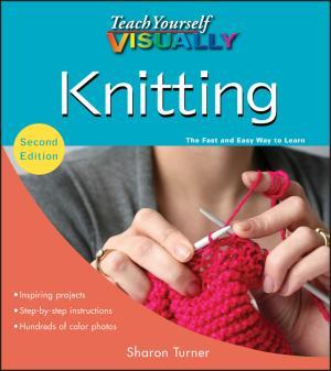 Teach Yourself VISUALLY Knitting photo №1