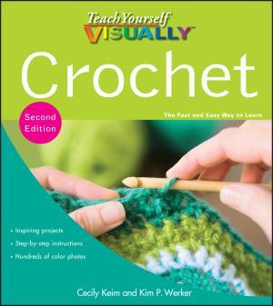 Teach Yourself VISUALLY Crochet photo №1
