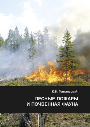 Лесные пожары и почвенная фауна photo №1