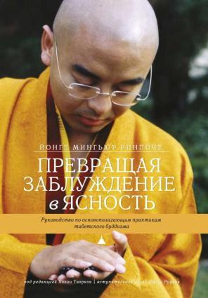 Превращая заблуждение в ясность. Руководство по основополагающим практикам тибетского буддизма. photo №1