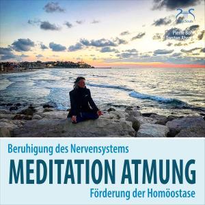 Meditation Atmung, Beruhigung des Nervensystems und Förderung der Homöostase