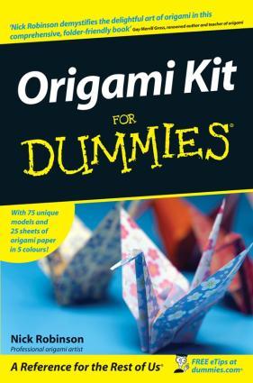 Origami Kit For Dummies photo №1