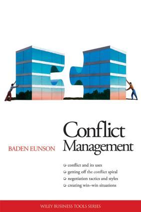 Conflict Management photo №1