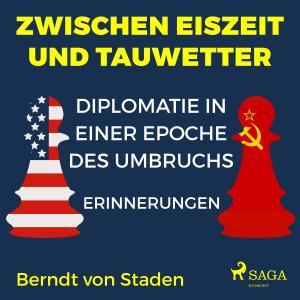 Zwischen Eiszeit und Tauwetter - Diplomatie in einer Epoche des Umbruchs Foto №1