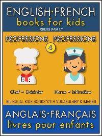 4 - Professions | Professions - English French Books for Kids (Anglais Français Livres pour Enfants) photo №1