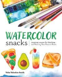Watercolor Snacks photo №1