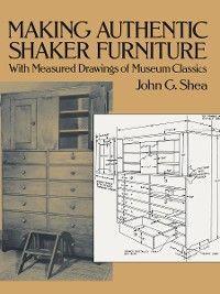 Making Authentic Shaker Furniture Foto №1