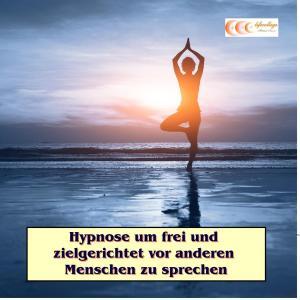 Hypnose um frei und zielgerichtet vor anderen Menschen zu sprechen Foto №1