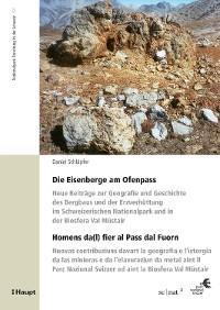 Die Eisenberge am Ofenpass - Homens da(l) fier al Pass dal Fuorn Foto №1
