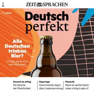 Deutsch lernen Audio - Alle Deutschen trinken Bier? Foto №1