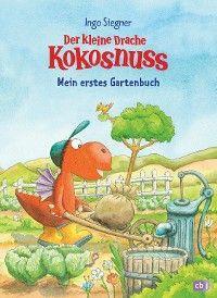 Der kleine Drache Kokosnuss - Mein erstes Gartenbuch Foto №1