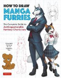 How to Draw Manga Furries photo №1