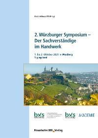 2. Würzburger Symposium - Der Sachverständige im Handwerk. Foto №1