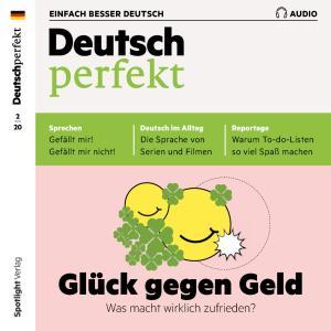 Deutsch lernen Audio - Glück gegen Geld Foto №1