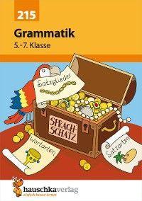 Grammatik 5.-7. Klasse Foto №1