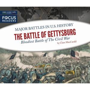 The Battle of Gettysburg (Unabridged) photo №1